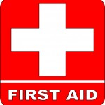 first aid electric shock, burns, drowning, heart failure
